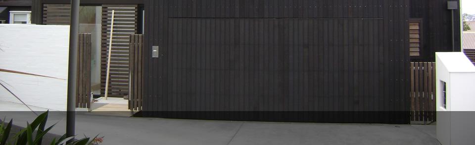 Garage doors sectional doors automatic garage doors for Architectural garage doors