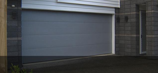 Sectional Garage Doors Auckland Colorsteel Doors Doors 2000