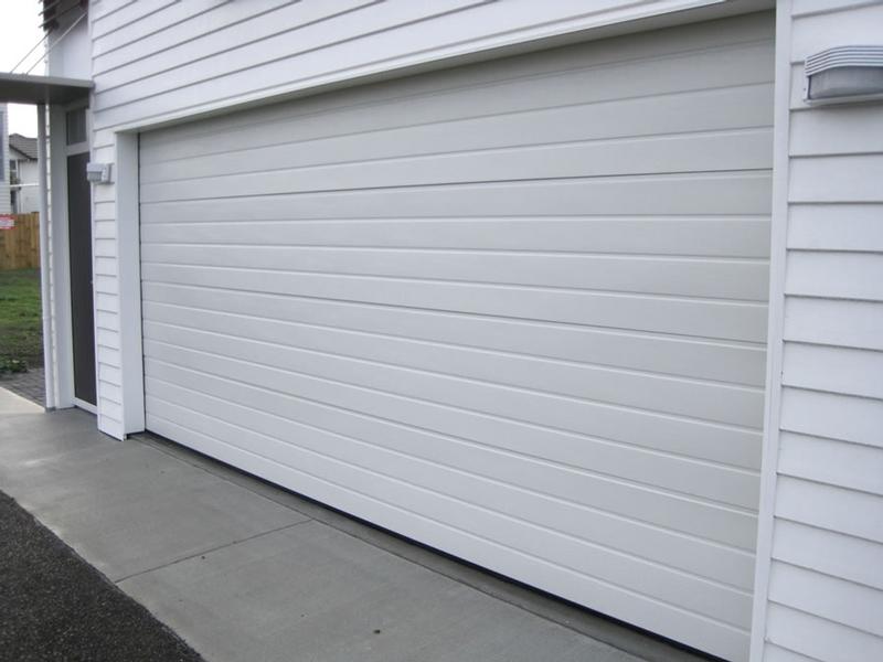 Door weatherboard slimline weatherboard design for Weatherboard garage designs